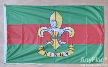KINGS REGIMENT - ANYFLAG RANGE - VARIOUS SIZES